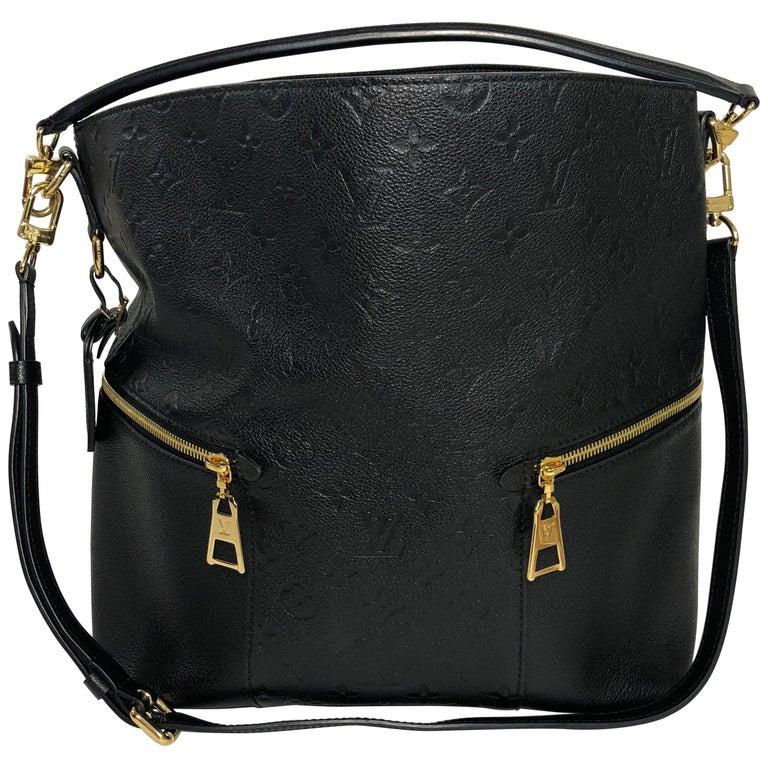 Louis Vuitton Empriente Melie in Black