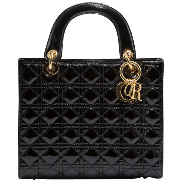 Christian Dior 'Lady Dior' Handbag