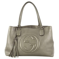 Gucci Soho Working Tote Leather Medium