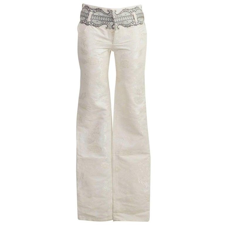 2000s Balenciaga trousers