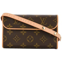 Louis Vuitton Monogram Fanny Pack Waist Belt Bag