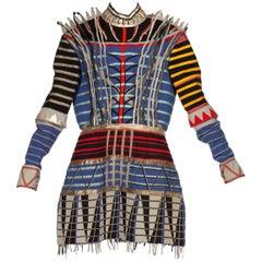 Italian Futurist Ballet Costume, 1920s