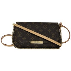 Louis Vuitton Monogram Favorite PM Crossbody Bag