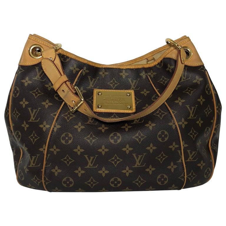 Louis Vuitton Monogram Galliera Pm Hobo Bag For