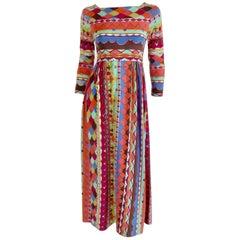 Emilio Pucci Maxi Dress, 1960s