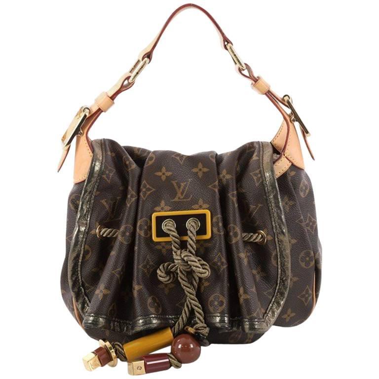 Louis Vuitton Kalahari Handbag Monogram Canvas Pm zNa0DGWhNT