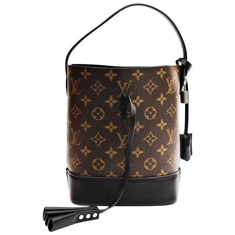 Louis Vuitton Black Monogram Idole NN 14 PM Bag