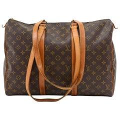 Louis Vuitton Vintage Sac Flanerie 45 Monogram Canvas Shoulder Bag