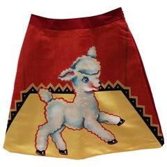 Leitmotiv Red Skirt NWOT