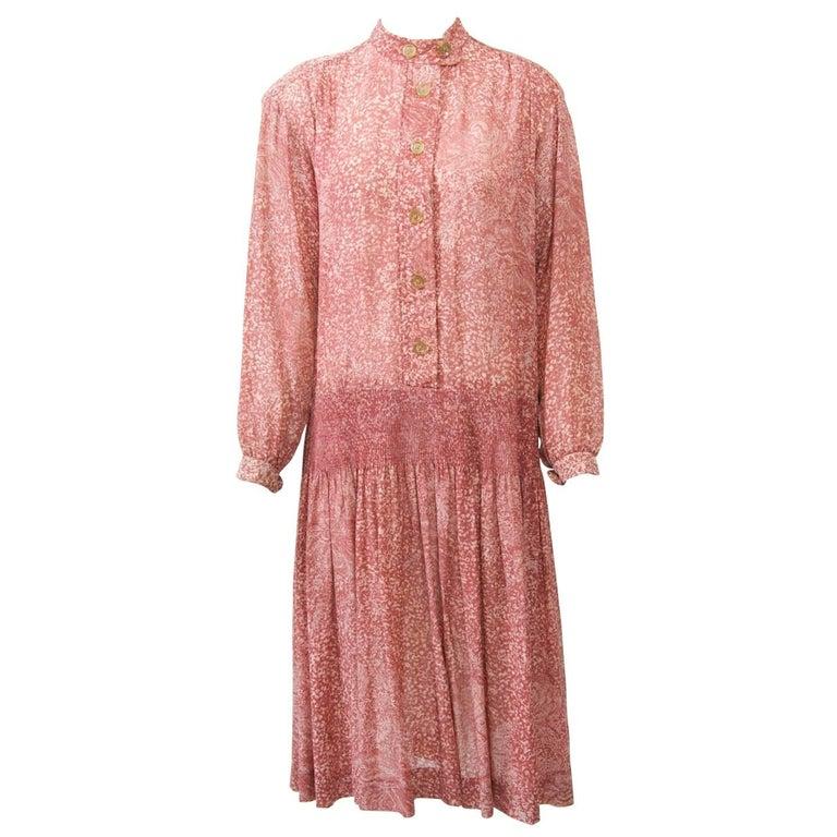 Jean Varon Print Dress