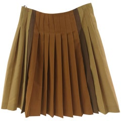 Prada multitone Wool Skirt