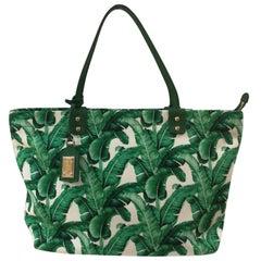 Dolce & Gabbana Shopping Banano Bag NWOT