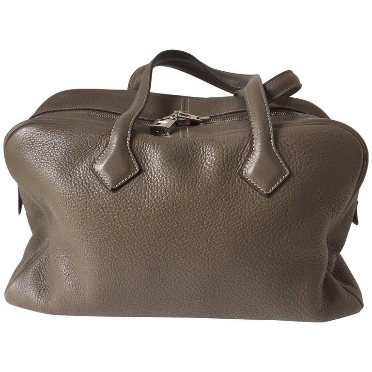 Hermes Victoria II 35 Fourre-Tout Bag