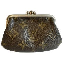 Louis Vuitton Two Compartment Coin Purse