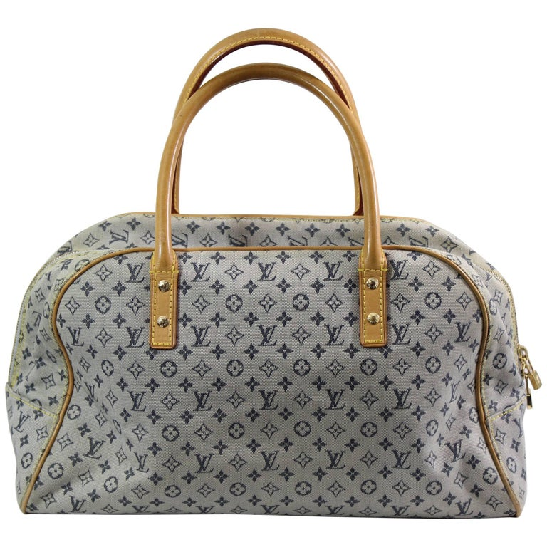 Louis Vuitton Top Handle Canvas Bag