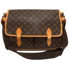Louis Vuitton Messenger Bosphore GM Monogram Canvas Bag - Special Order