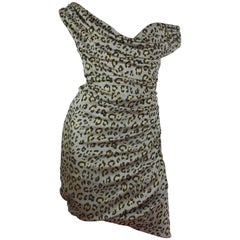 Vivienne Westwood Red Label Leopard Print Cocotte Dress, S / S 2011, Size S