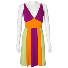 Vintage Moschino Runway Dress