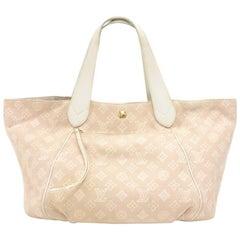 Louis Vuitton Cabas Ipanema GM Sandy Monogram Cotton Beach Bag - 2009 Collection