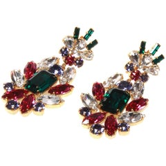 Dolce and Gabbana Clip On Earrings