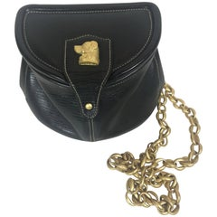 Barry Kieselstein-Cord Small Leather Crossbody Bag