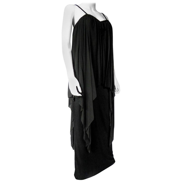 Christian Dior Haute Couture by Marc Bohan Circa 1975 For Sale