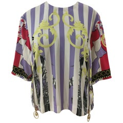 Versace multicoloured Blouse