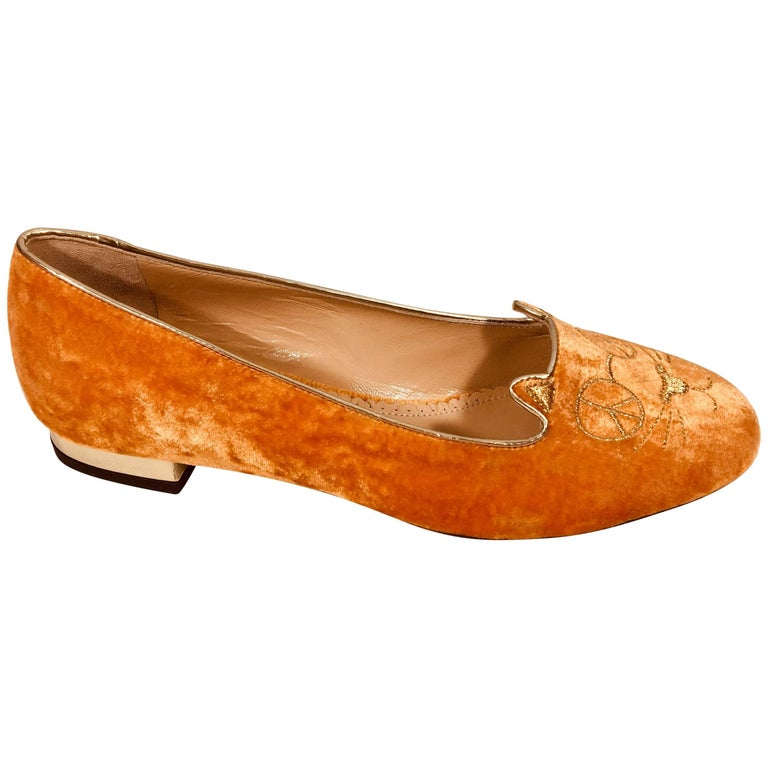 Charlotte Olympia Kitty Loafers