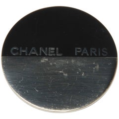 Chanel Circle Brooch