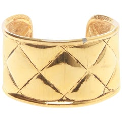 Chanel Vintage Open Cuff