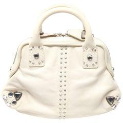 Sonia Rykiel White Handbag