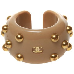 Chanel Studded Ring