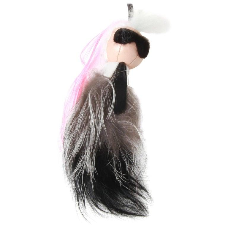 Fendi Mini Karlito Bag Charm