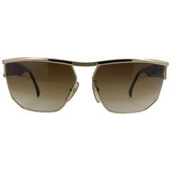 1980's  Ted Lapidus Sunglasses 38