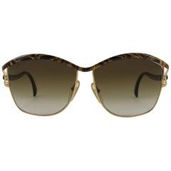 1980's  Ted Lapidus Sunglasses 32