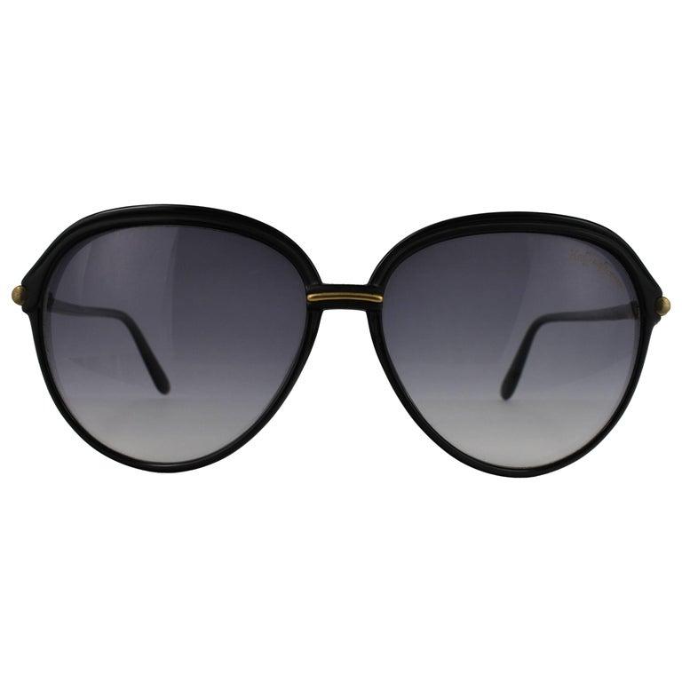 1980's Yves Saint Laurent Sunglasses 8571-8