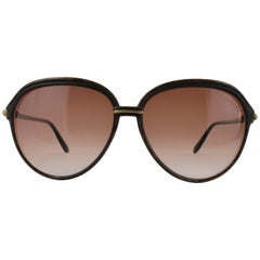 Yves Saint Laurent Sunglasses 8571-8, 1980s