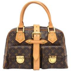 Louis Vuitton Manhattan GM Monogram Canvas Hand Bag