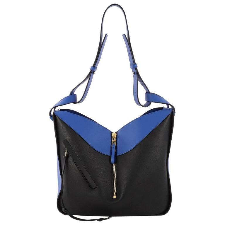 31547940248f Loewe Hammock Bag Leather Medium at 1stdibs