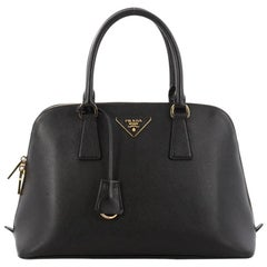 Prada Promenade Handbag Saffiano Leather Medium