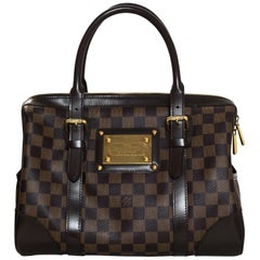 Louis Vuitton Damier Canvas Berkeley Bag with Dust Bag