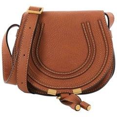 Chloe Marcie Crossbody Bag Leather Mini
