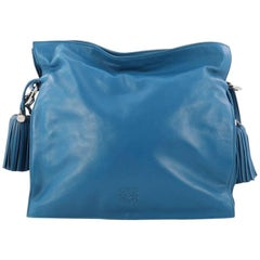 Loewe Flamenco Bag Leather