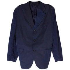 A Vintage Navy Comme des Garcons  Homme Plus Jacket