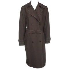 Ralph Lauren BL Brown Rain Coat