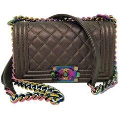 Chanel Mermaid Le Boy Bag