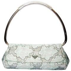 New Prada Limited Edition Lurex Swing Corset Bag
