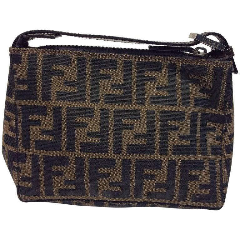 Fendi Petite Clutch Handbag