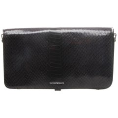 Emporio Armani Clutch Shoulder Bag
