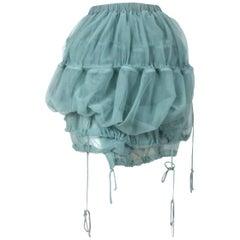 Comme des Garcons Adjustable Bubble Skirt, 1990 Collection
